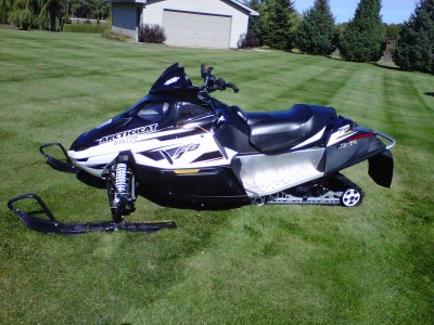 Picture of 2008 Arctic Cat F8 800