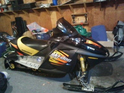 Picture of 2003 Ski-Doo REV 800