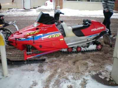 Picture of 2001 Polaris XCF 440