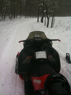 Picture of 2007 Polaris Fusion 600
