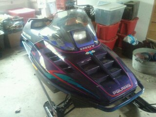 Picture of 1997 Polaris Indy Trail 700