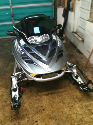 Picture of 2001 Ski-Doo Formula Deluxe 500
