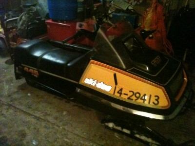 Picture of 1978 Ski-Doo TNT 440