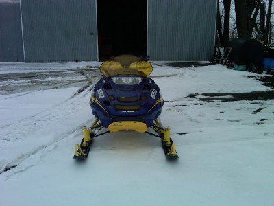 Picture of 2003 Polaris Supersport 550