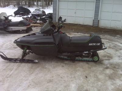 Picture of 1996 Arctic Cat Z 440