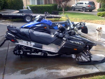 Picture of 2006 Yamaha RS Venture 1000