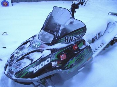 Picture of 2002 Arctic Cat Mountain Cat 900