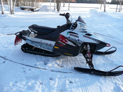 Picture of 2009 Polaris Dragon SP 600