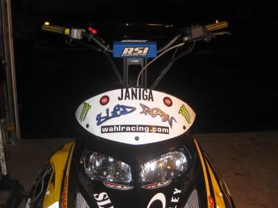 Picture of 2004 Ski-Doo MXZ X 440
