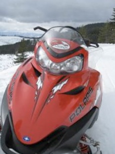 Picture of 2005 Polaris RMK 900