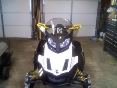 Picture of 2011 Ski-Doo TNT 1200