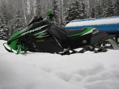 Picture of 2009 Arctic Cat Sno Pro 1000
