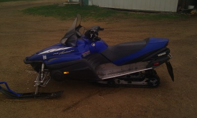 Picture of 2005 Yamaha RS Vector 1000