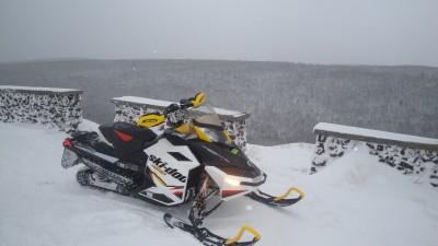 Picture of 2012 Ski-Doo MXZ X 800