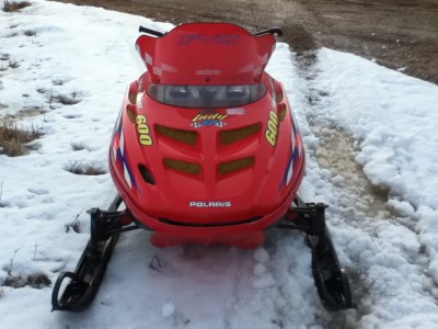 Picture of 2000 Polaris Indy 600