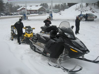 Picture of 2009 Ski-Doo GSX 1200