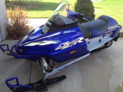 Picture of 2007 Ski-Doo Blizzard 800