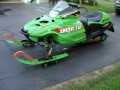 2002 Arctic Cat ZR 600