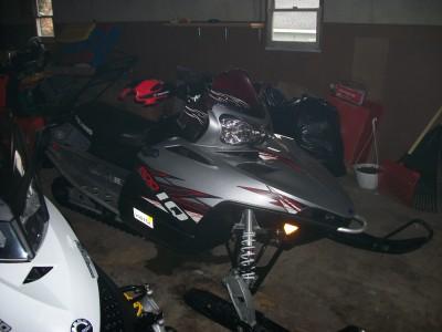 Picture of 2010 Polaris IQ 600