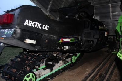 Picture of 1999 Arctic Cat Thunder Cat 1000