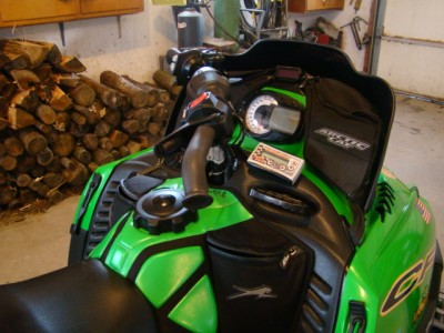 Picture of 2010 Arctic Cat Crossfire 1000