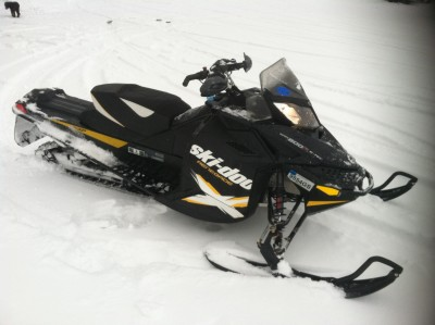 Picture of 2012 Ski-Doo MXZ Renegade 800