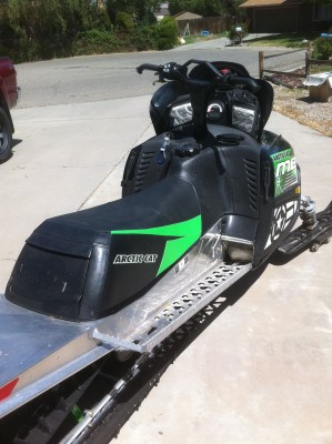 Picture of 2009 Arctic Cat M8 800