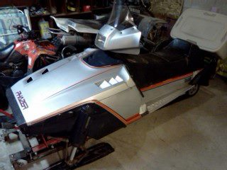 Picture of 1984 Yamaha Phazer 480