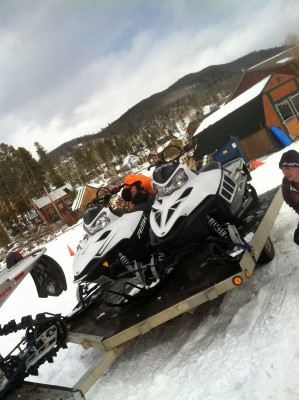 Picture of 2008 Polaris RMK 600