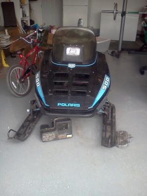 Picture of 1990 Polaris XLT 500