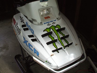 Picture of 1996 Polaris XCR 600