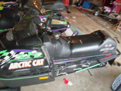 Picture of 1993 Arctic Cat ZR 700