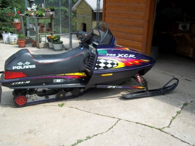 Picture of 1998 Polaris XCR 700