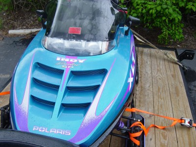 Picture of 1997 Polaris Indy Trail 600