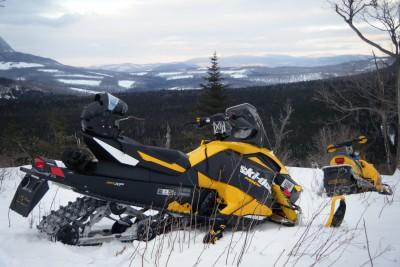 Picture of 2012 Ski-Doo TNT 600