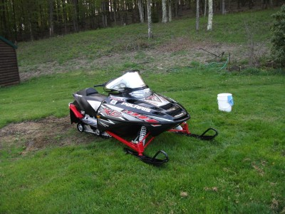 Picture of 2005 Polaris XC SP 600