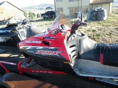 Picture of 2006 Polaris RMK 550