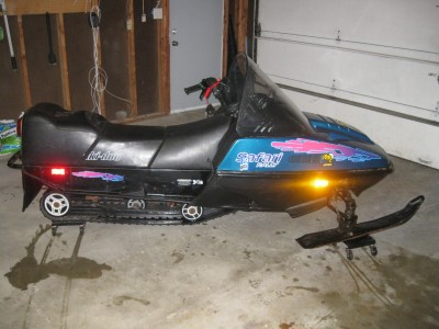 Picture of 1992 Ski-Doo Safari 550