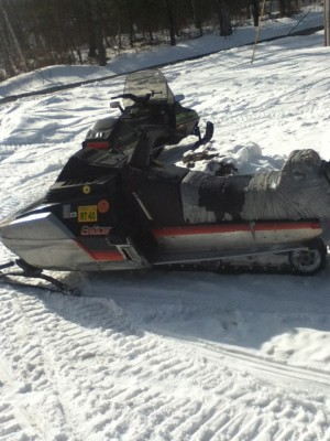 Picture of 1984 Yamaha Enticer 340
