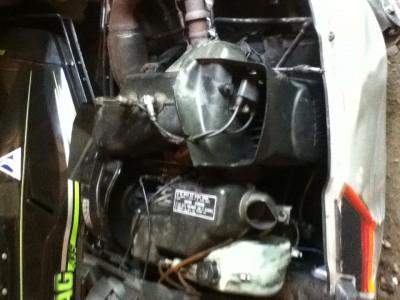 1984 Yamaha Enticer 340