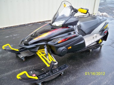 Picture of 2006 Yamaha Nytro 1000
