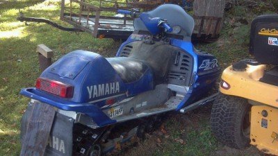 Picture of 2001 Yamaha SXR 700