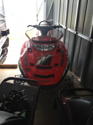 Picture of 2005 Polaris RMK 700
