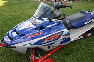 Picture of 2003 Polaris RMK 700