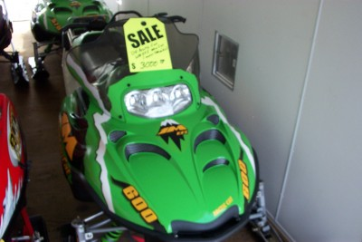 Picture of 2004 Arctic Cat Mountain Cat 600