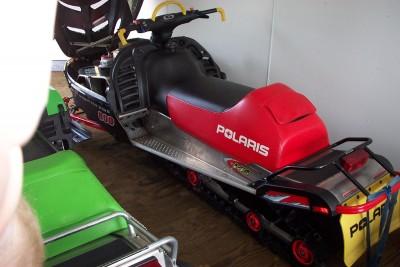 Picture of 2001 Polaris RMK 800