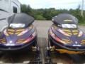 1998 Ski-Doo Formula 3 700