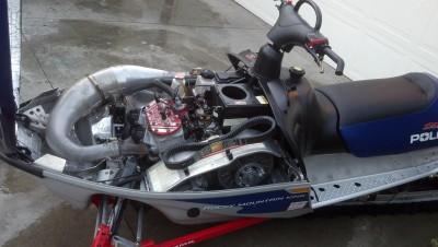 Picture of 2002 Polaris RMK 800
