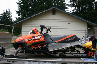 Picture of 2007 Arctic Cat M8 800