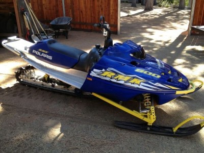 Picture of 2003 Polaris RMK 800